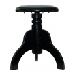 Mada Klavírna stolička Black