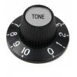 CTS - G 556017 Gombík BK/Silver Tone