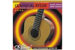 Alice A105BK Black nylon sada strún