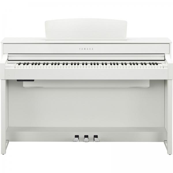 Yamaha CLP-775 White Polished