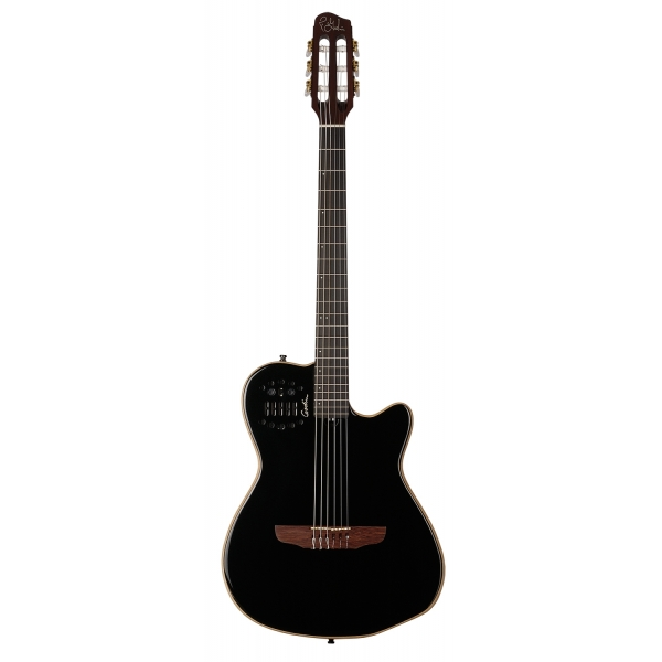 GODIN ACS-SA SLIM Nylon Black Pearl HG