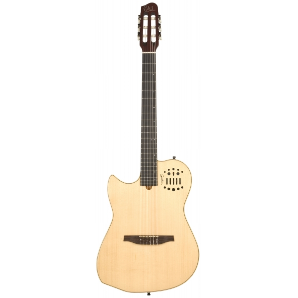 GODIN Multiac Nylon SA Natural HG LH