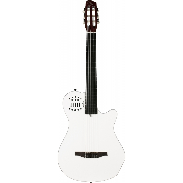 GODIN Multiac Grand Concert SA White HG