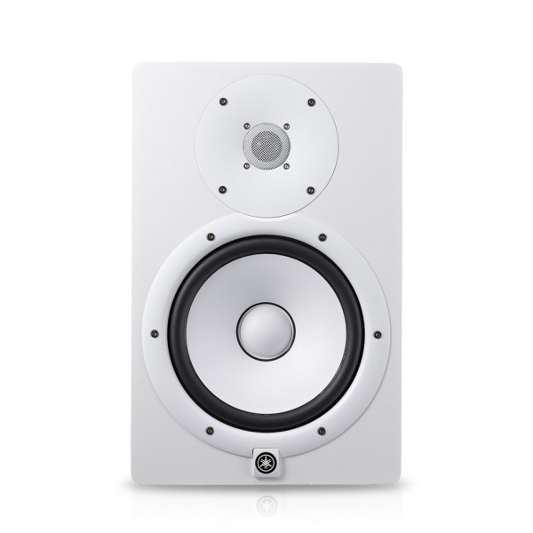 Yamaha HS8 White Studio Monitor