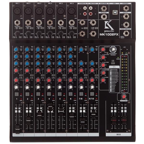 KAIFAT MK1002FX