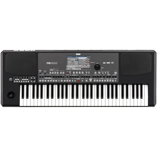Korg Pa600 Prof. Arranger Keyboard