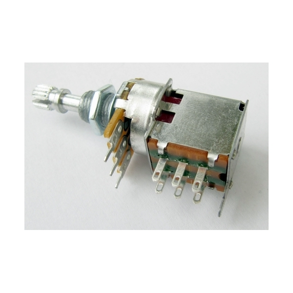 Soller H82 potenciometer A250K s prepinačom