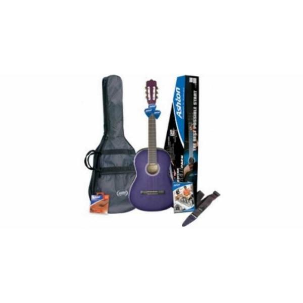 Ashton SPCG34TP gitara pack