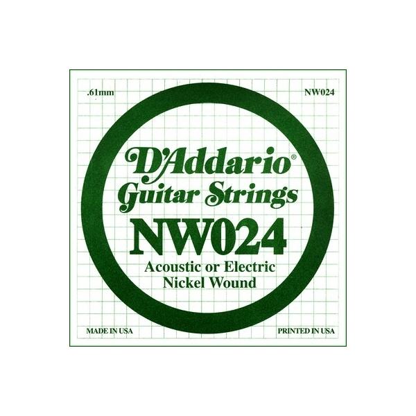 D'Addario NW024 struna