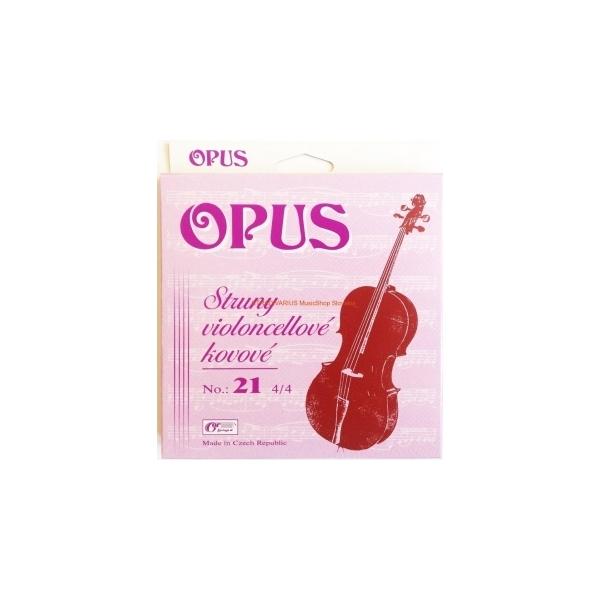 Gorcik 21 Opus G cello