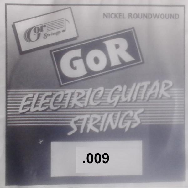 Gorcik 2N6-93 E1 .009 struna