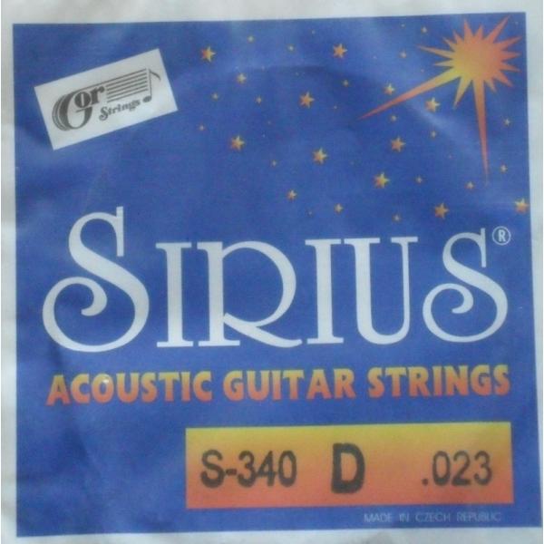 Gorcik 340 Sirius D struna gitara