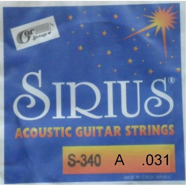 Gorcik 340 Sirius A