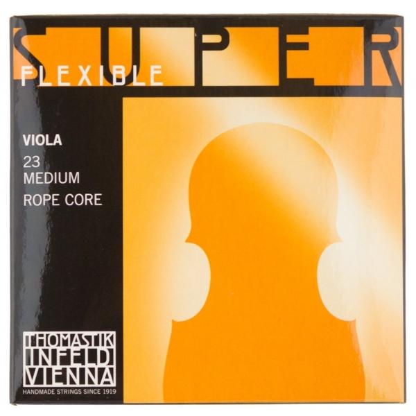 Thomastik 23 Superflex. 18-22 struny viola