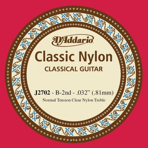 D'Addario J2702 H Nylon