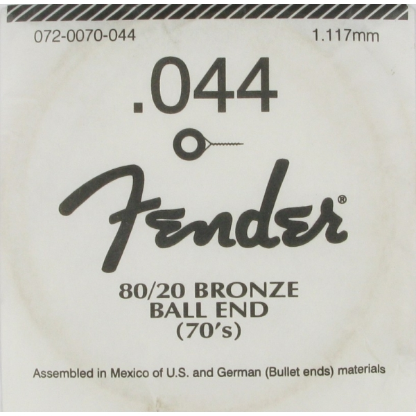Fender 072-0070-044 Bronze