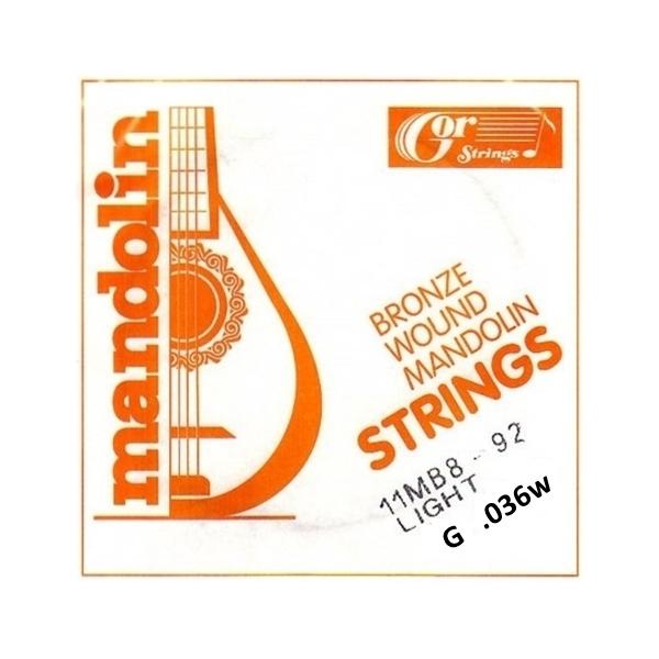 Gorcik 11MB8-92 G mandolina