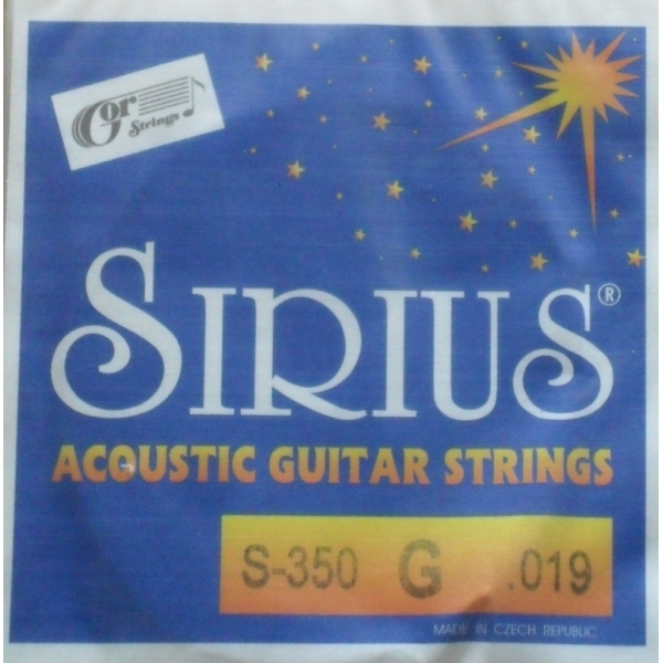 Gorcik 350 Sirius G struna