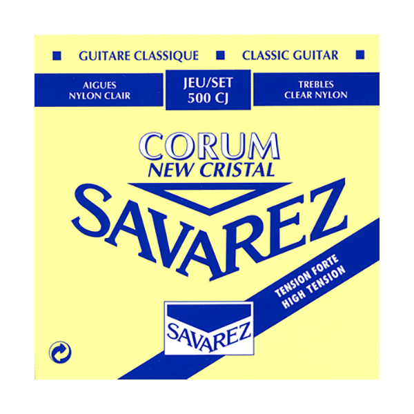 Savarez 500CJ Corum struny nylon sada