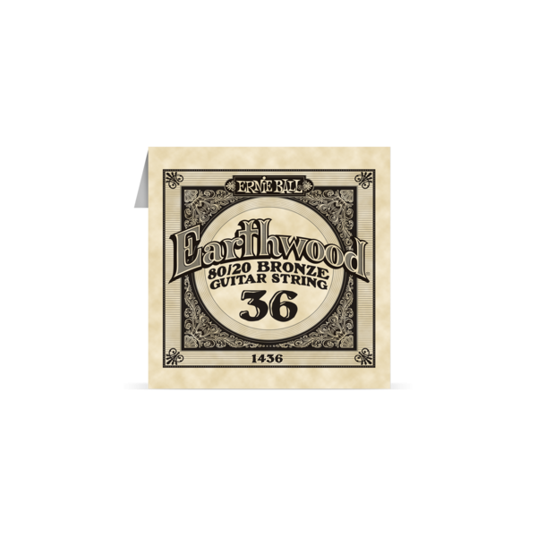 Ernie Ball 1436 .036 Earthwood
