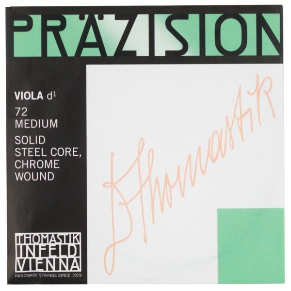 Thomastik 72 Prazision viola d1 Cr struna