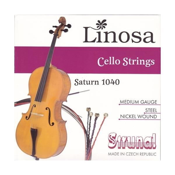 Strunal Saturn G Cello
