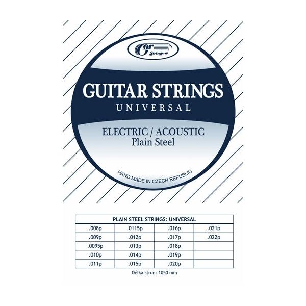 Gorcik 016p Universal gitara Steel