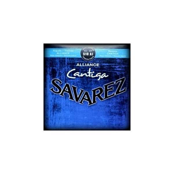 Savarez 510AJ Alliance Cantiga Blue nylon struny