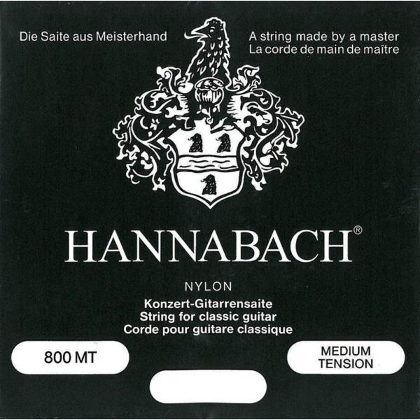Hannabach 652377 klas. struny 800MT nylon,