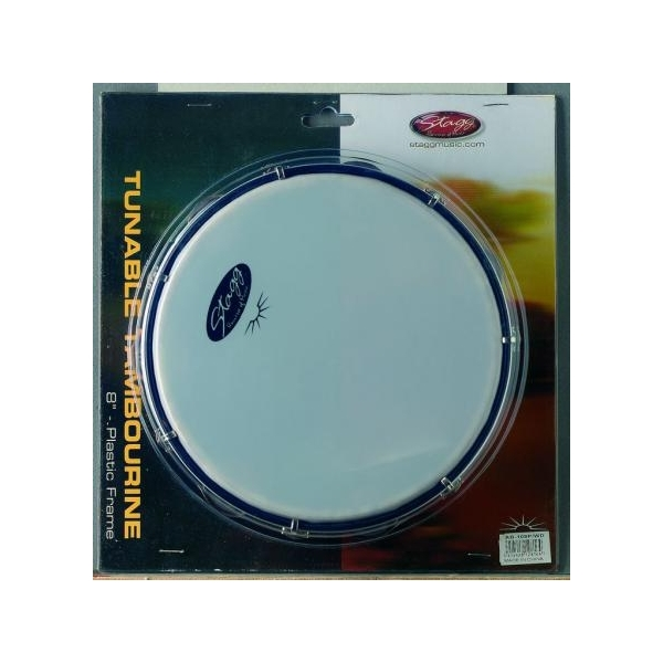Stagg TAB-108P tamburina 8