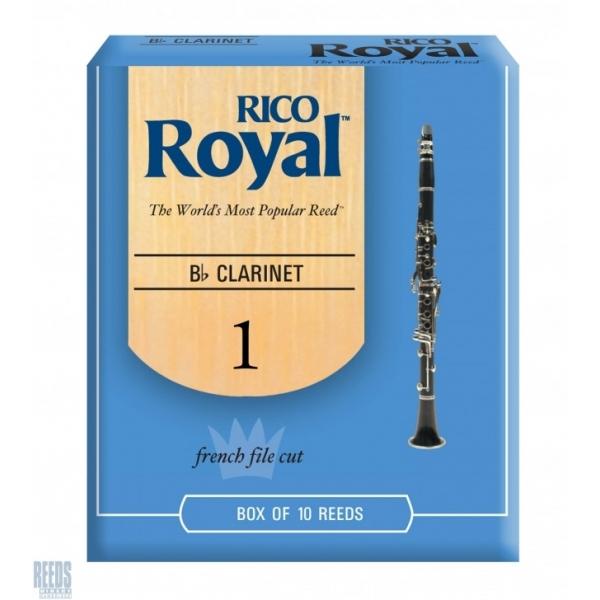 Rico R.Royal B Klar. 1 platok