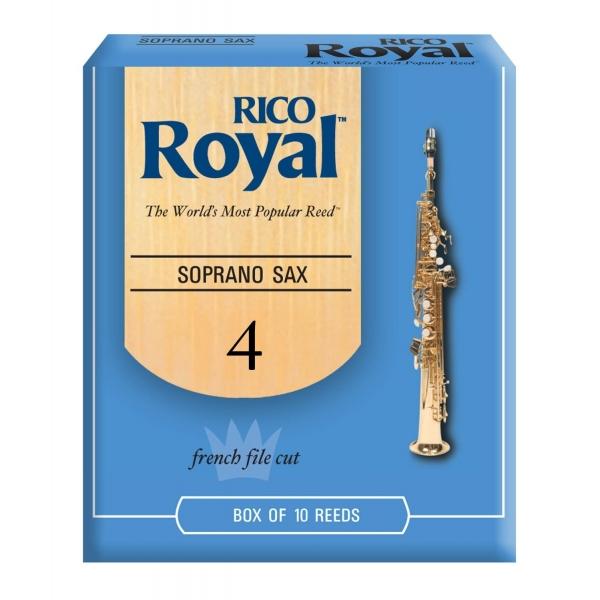 Rico R.Royal S Sax 4 platok