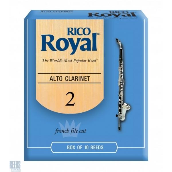 Rico R.Royal Alto klar. 2 platok