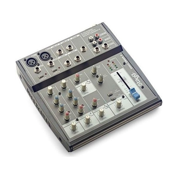 Stagg SMIX 2M2S F mix