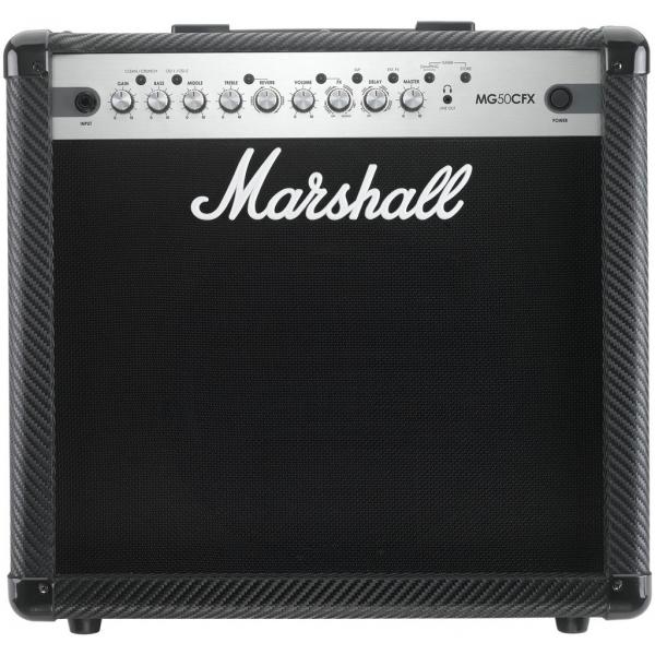 Marshall MG50CFX git. kombo