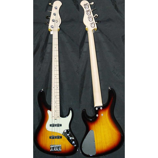 Sadowsky MV4-24 4-String Bass 59 Sunburst