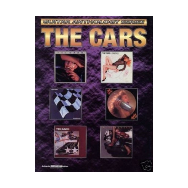 Inform The Cars Guitar Anthology