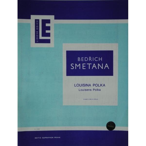 Smetana B. Louise's Polka - Polka pre Lujzu