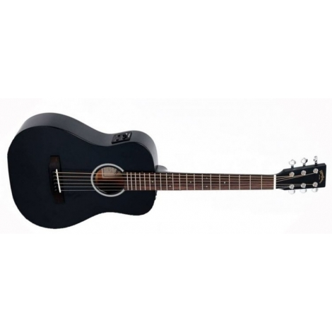 Sigma Guitars TM-12E-BK