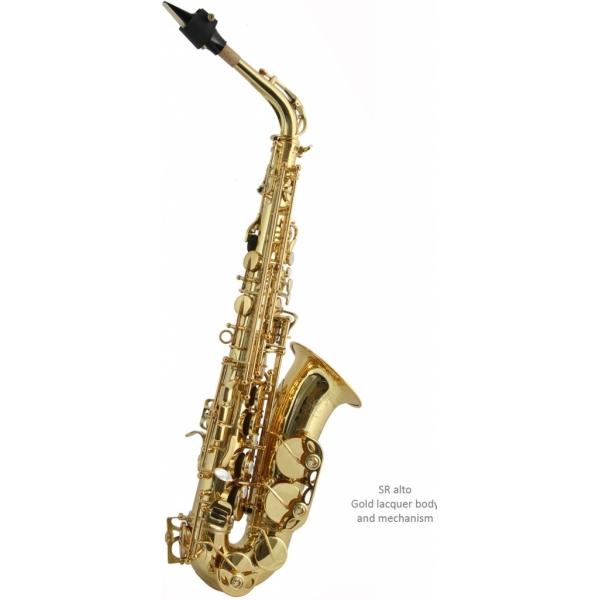 Trevor James 374SR-KK Alt saxofón