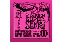 Ernie Ball 2623 Super Slinky 7-string
