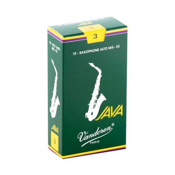 Vandoren Java 3 plátok Alt sax SR263