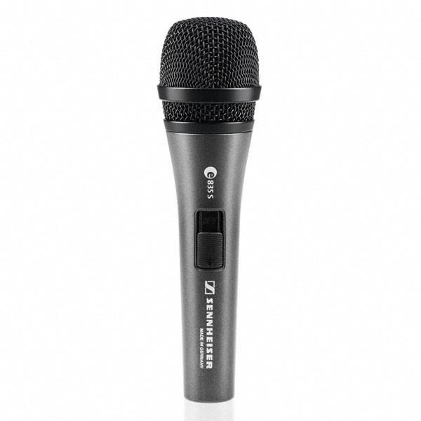 Sennheiser E835-S mikrofon