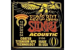 Ernie Ball 2156 Medium Light Titanium Coated