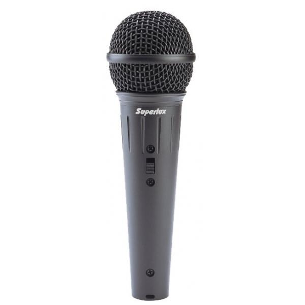 Superlux D103/01X mikrofon dyn. spev