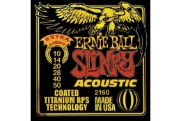 Ernie Ball 2160 Regular Slinkz Titanium Coated