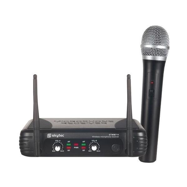 Skytec VHF bezdrôtová sada do ruky