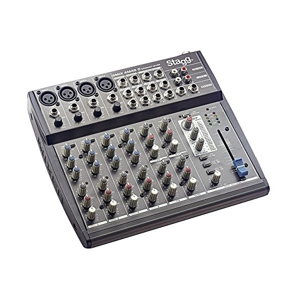 Stagg SMIX 4M4S D mix