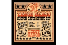 Ernie Ball 2306 Light Loop End Tenor Banjo