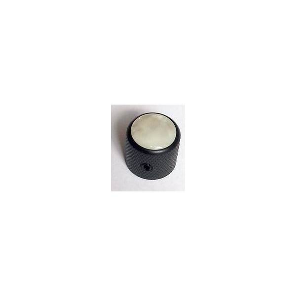 Soller H102-P BK gombík kov